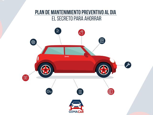Plan de mantenimiento preventivo automotriz al día: el secreto para ahorrar