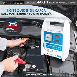 mantenimiento de la batería