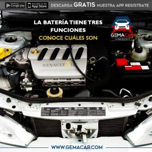 baterías para auto