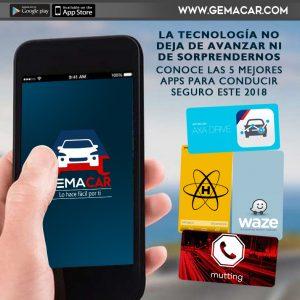 apps para conducir seguro