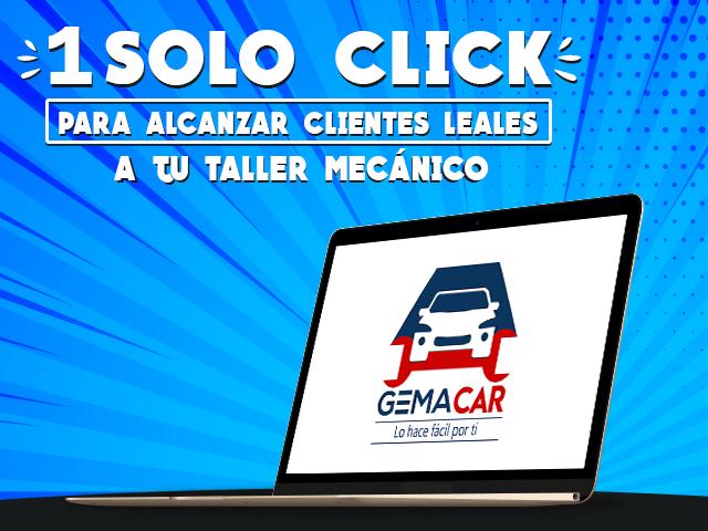 un solo clic para alcanzar clientes leales a tu taller mecánico