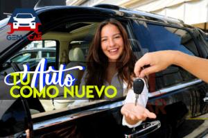 Tips para mantener tu auto como nuevo
